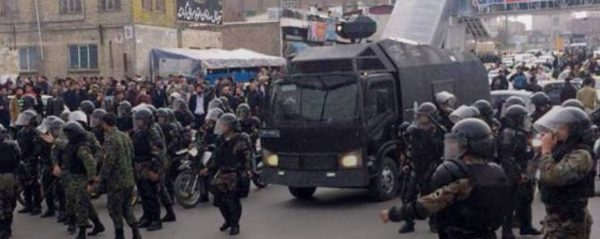 répression iran