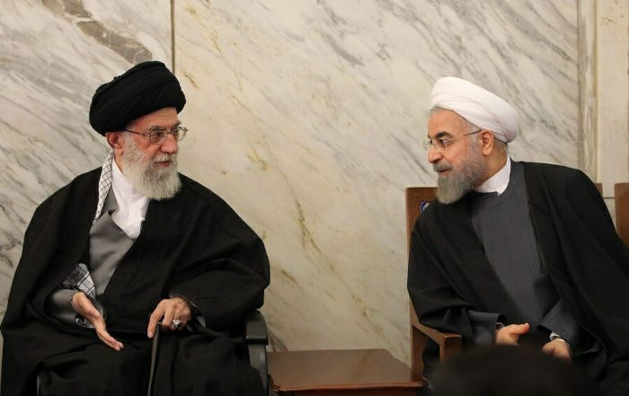 Khamenei-Rohani