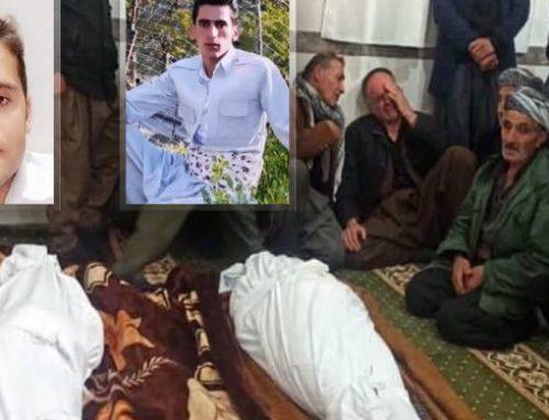 Deux hommes tués par les forces de sécurité dans le nord-ouest de l'Iran