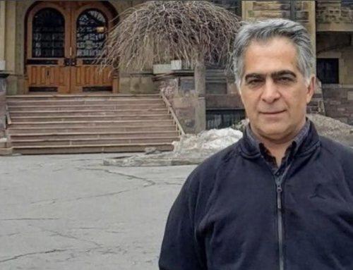 Diplomatie iranienne des otages : Reza Eslami, professeur des droits humains, sert de monnaie d'échange