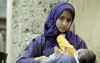 mariages enfants iran