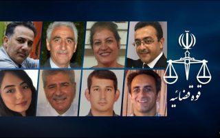 huits-bahais-convoques-en-prison-iran