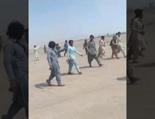 Des dizaines de citoyens baloutches tués ou blessés lors d'une attaque des pasdarans