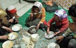 pauvreté iran