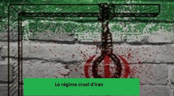 régime iran