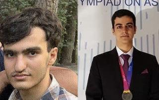 Ali Younesi et Amirhossein Moradi