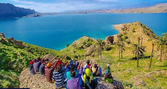 Lake-Shahyun-Dezful