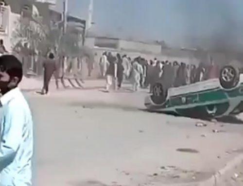 Des manifestants battus et détenus dans la province instable du sud-est de l'Iran