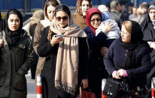 femmes-iraniennes-iran