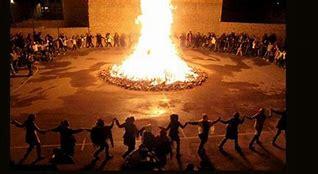 fête du feu