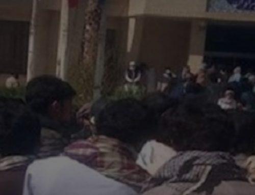 Protestations au Sistan-Baloutchistan