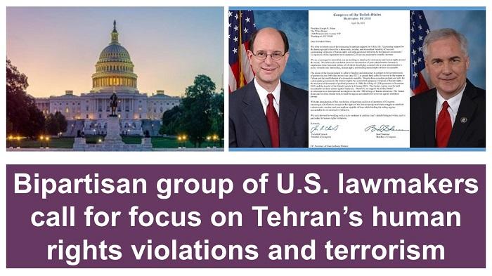 législateurs américains droits humains iran