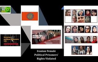 Iranian-Female-Political-Prisoners-Rights-Violated
