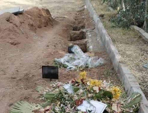 De nouvelles tombes creusées sur des fosses communes de victimes du massacre de 1988 en Iran