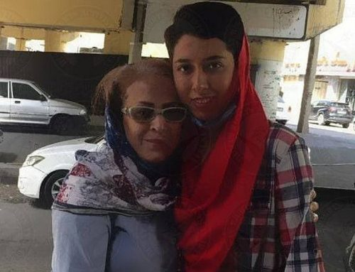 Les défenseures des droits humains Saba Kordafshari et Raheleh Ahmadi retournent en prison