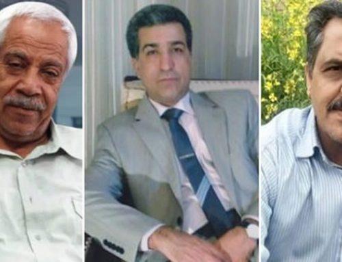 Des militants politiques privés d'appels téléphoniques dans une prison du nord-est de l'Iran
