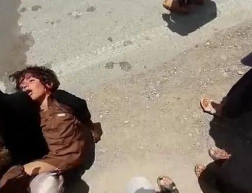 Les forces de sécurité iraniennes tuent un enfant baloutche et ouvrent le feu sur des habitants révoltés