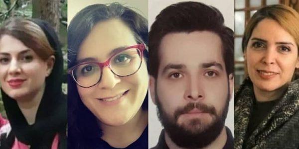 four-Bahais-sentenced-to-prison