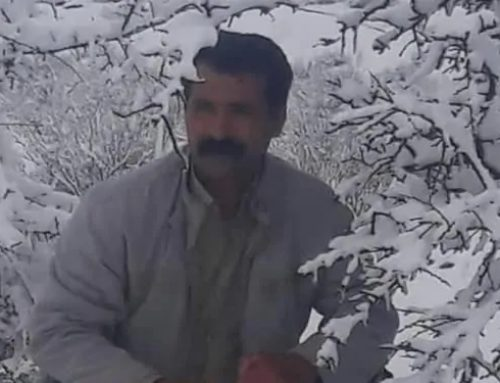 Un Koulbar décède après une semaine de blessures, W Iran