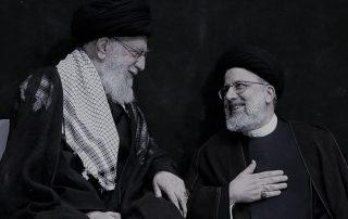 Iranian-regimes-supreme-leader-Ali-Khamenei-and-Ebrahim-Raisi