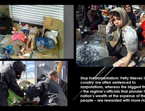 Iran : Des travailleurs de différents secteurs manifestent pour sortir de la pauvreté