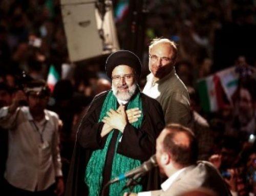 Ebrahim Raïssi, président de l'Iran avec moins de 10 % de soutien