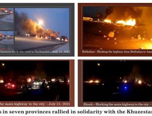 Une manifestation dans le Khouzistan met en évidence la gravité de la crise de l'eau en Iran, reconnaissent les médias officiels
